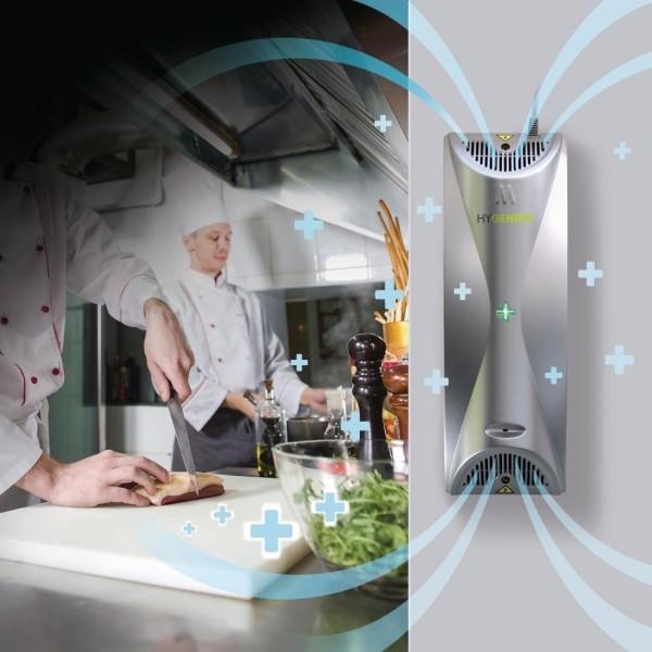 HyGenikx Air Steriliser for Bin Areas