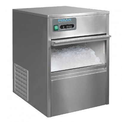 Polar T316 20kg Mains Fill Ice Maker