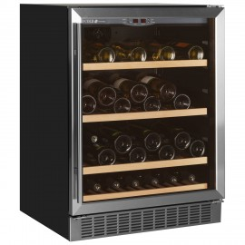 Tefcold TFW160S 42 Bottle Dual Temperature Wine Cooler