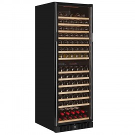 Tefcold TFW365-2 154 Bottle Dual Compartment Upright Wine Cooler
