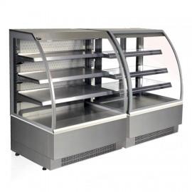 Alpine Vienna-60-R Open Deck 0.6m Display Fridge