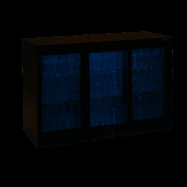 Gamko MG2-315SD Triple Sliding Door Bottle Cooler