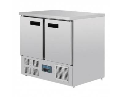 Polar G-Series Double Door 240ltr Counter Fridge