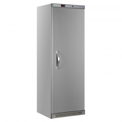 Tefcold UF400S 400 Litre Stainless Steel Upright Freezer