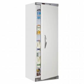 Tefcold UR400 Solid Door Storage Chiller White