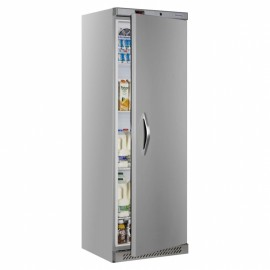 Tefcold UR400S 400 Litre Stainless Steel Single Door Fridge