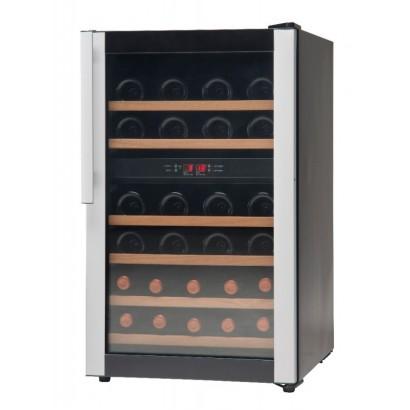 Vestfrost W32 32 Bottle Undercounter Dual Temperature Wine Cooler