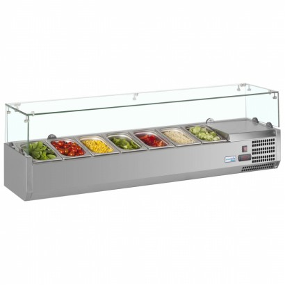 Interlevin VRX1600/330 Gastronorm Topping Shelf