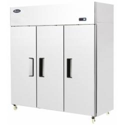 Atosa YBF9237 Triple Door Upright Stainless Steel Fridge