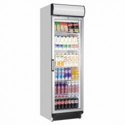 Tefcold FSC1380 372 Litre Glass Door Merchandiser