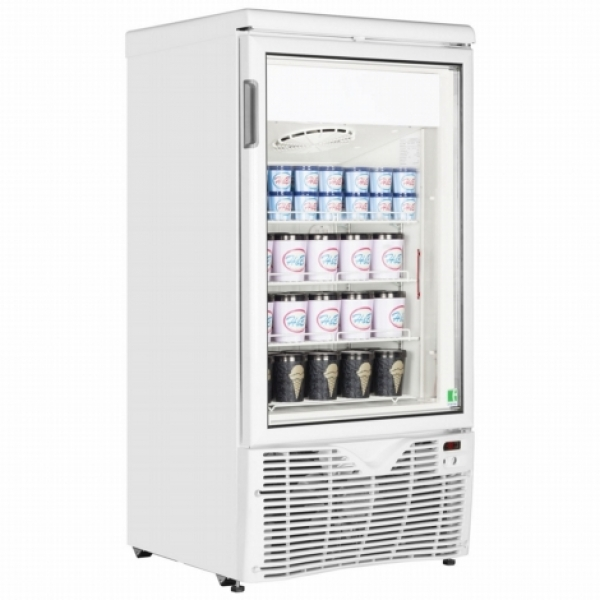 Framec EX300NV Glass Door Display Freezer