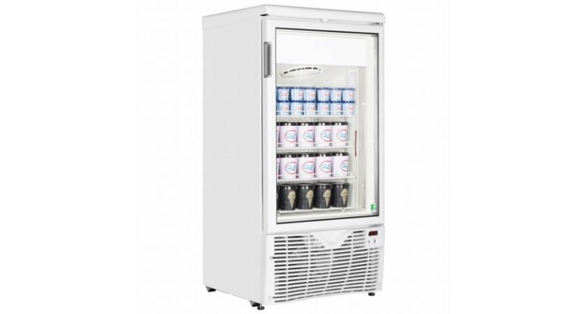 Framec EX300NV Glass Door Display Freezer