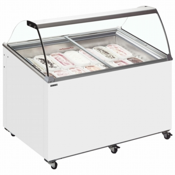Tefcold UDR14 Scoop Ice Cream Display