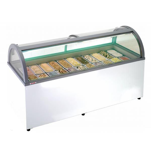 AHT Boston Mega Soft Scoop Freezer