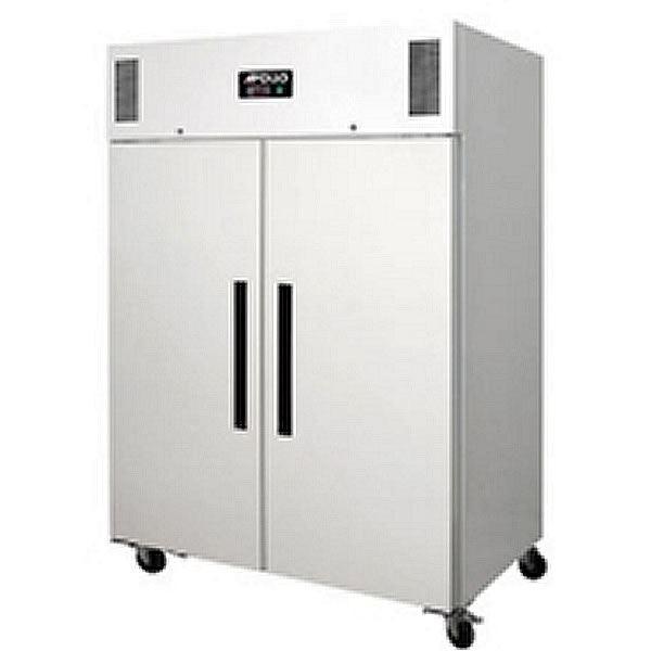 Apollo ADF1200 Double Door Storage Freezer