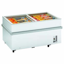 Arcaboa 750CHV 1.6m Island Display Freezer