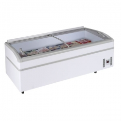 Arcaboa Super 200 Manual Defrost 2m High-Vision Freezer