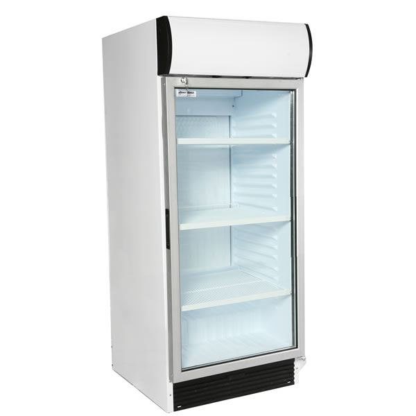 Artikcold S240SC Low Height Display Fridge