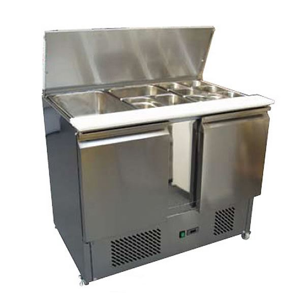 Artikcold S902 Compact Preparation Counter