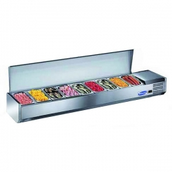 Blizzard TOP1200EN 1.2m Counter Top Preparation Unit