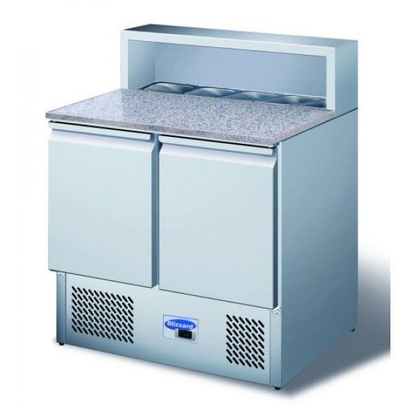 Blizzard BCC2PREPGRANITE Compact Prep Counter