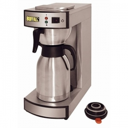 Buffalo DN487 Pour On Coffee Machine & Vacuum Flask