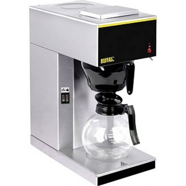 Industrial Kitchen Hire: Buffalo G108 Filter Coffee Machine