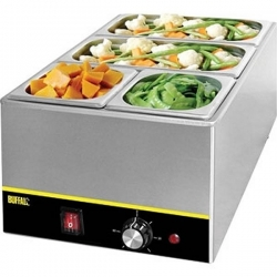 Buffalo S007 Wet Heat Bain Marie