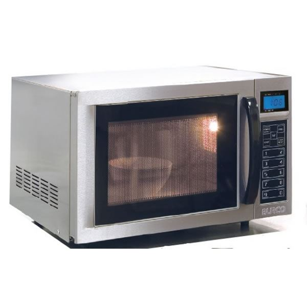 Burco 1000W Commercial Microwave