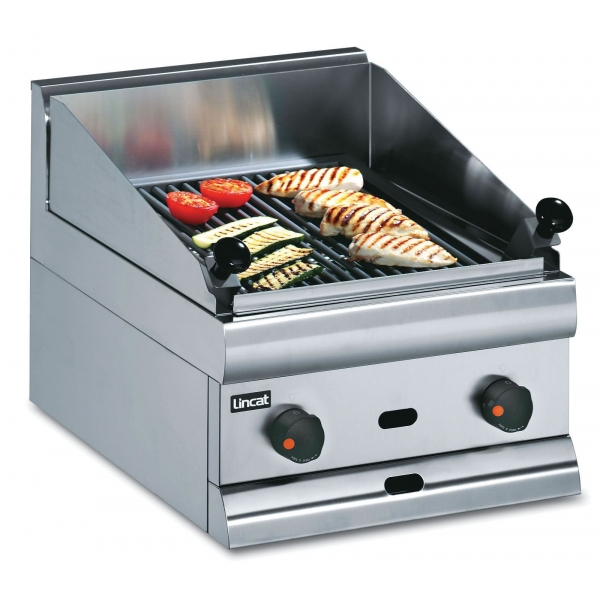Lincat Silverlink CG4 Gas Chargrill