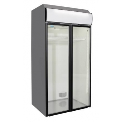 Norpe Easycooler 107-M Double Door Upright Chiller