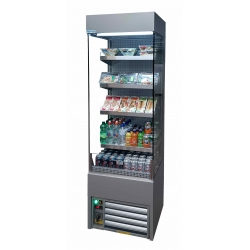 Frost Tech ECO MD60-60 0.6m Silver Steel Multideck Display Fridge