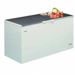 Elcold EL22SS Stainless Steel Lid Chest Freezer