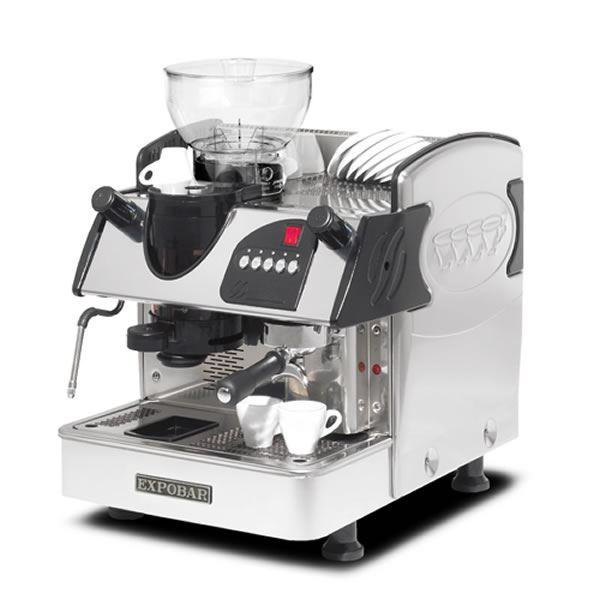 Expobar Markus Plus 1 Group Coffee Maker with Grinder