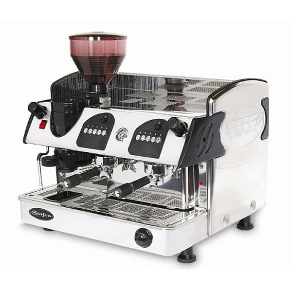 Expobar Markus Plus 2 Group Coffee Machine with Grinder