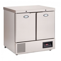 Foster HR240 Double Door Undercounter Fridge
