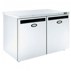 Foster HR360 Double Door Undercounter Fridge