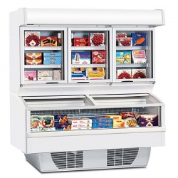 Framec Samba SAM125AN 1.25m Wall Display Freezer