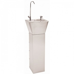 Franke Sissons Pedestal Drinking Fountain