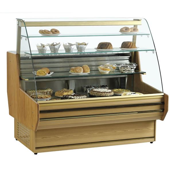 Frilixa Tejo Patiesserie Display Cabinet