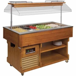 Tecfrigo Isola 6 Chilled 2m Buffet Display