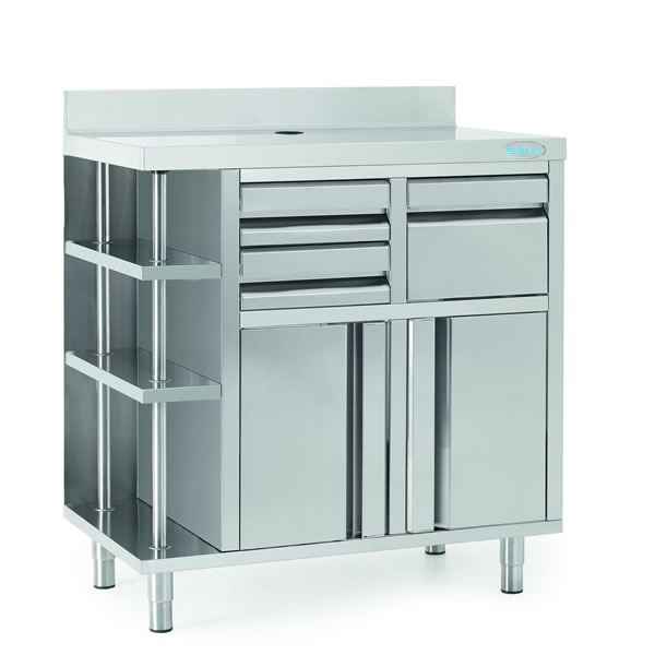 Infrico MCAF1000CD Back Bar Coffee Unit