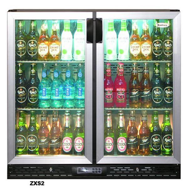 Infrico ZXS2 Double Door Bottle Cooler