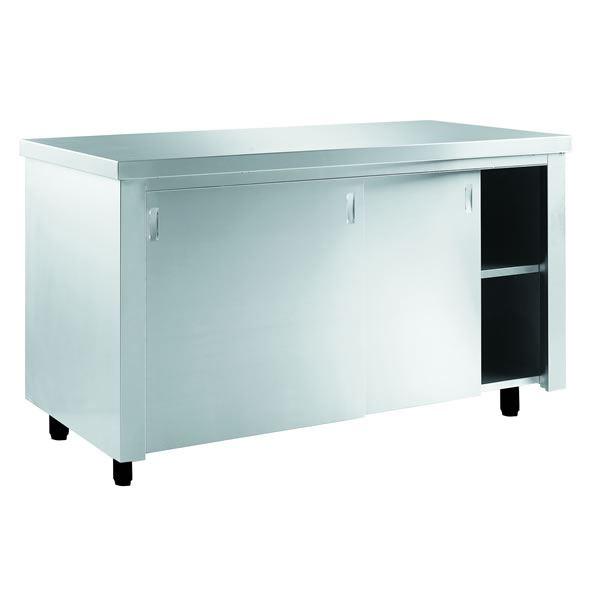 Inomak EG719 Floorstanding Dry Storage Cupboard