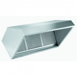 INOMAK FT150 1.5m Wall Exhaust Hood