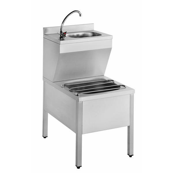 Inomak LD571 0.5m Janitorial Sink