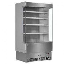 Interlevin SP80-100X 1.1m Stainless Steel Multideck
