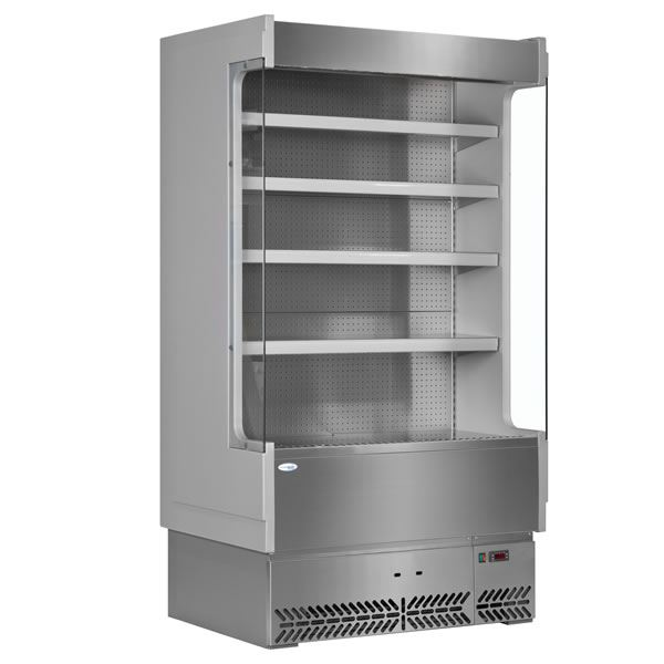 Interlevin SP80-100X Stainless Steel Multideck