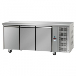Interlevin TF03 3 Door Fridge Counter