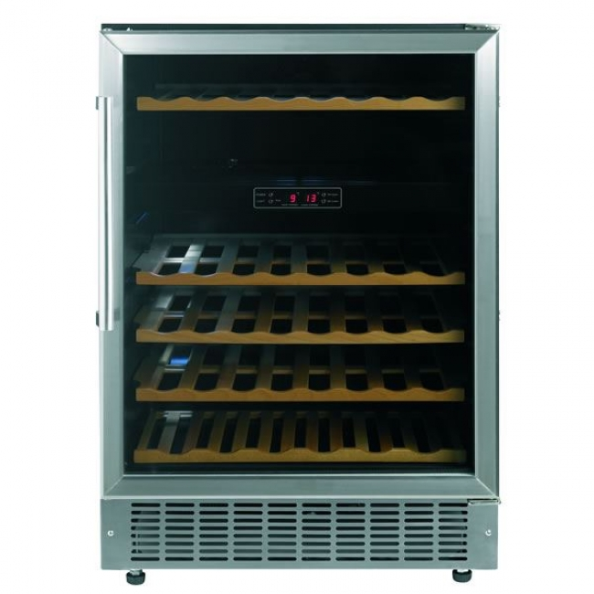 Lec 600sswc Single Door Undercounter Wine Cooler